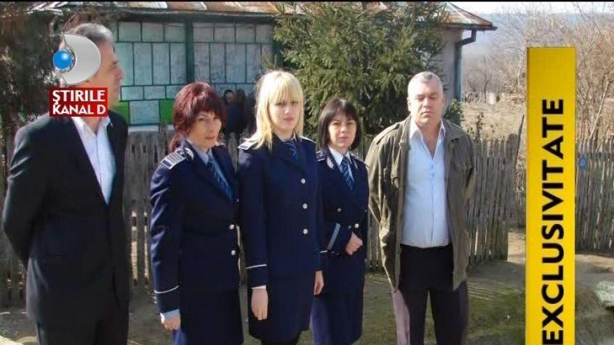 INCREDIBIL! O sectie de politie A ADOPTAT patru copii orfani VIDEO