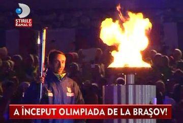 A inceput Olimpiada de la Brasov! 900 de sportivi din 45 de tari se lupta pentru a pune mana pe medalii VIDEO