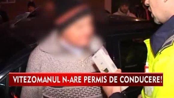 Desi nu avea permis, un barbat beat a furat un autoturism si a facut PRAPAD in Iasi! A distrus 18 masini VIDEO