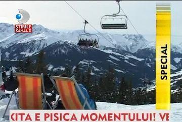 Mii de romani au ales si anul acesta sa schieze in Austria! Vezi ce ii face sa ocoleasca partiile romanesti VIDEO