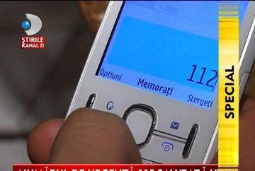 Serviciul de URGENTA 112 NU E O GLUMA! In fiecare zi se salveaza sute de vieti gratie acestei interventii VIDEO