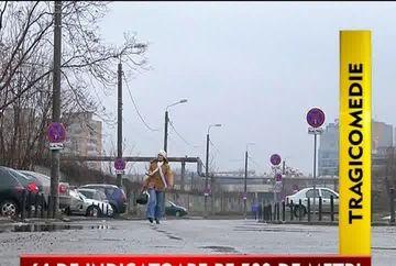 Soferi exasperati! Orasul cu cele mai MULTE INDICATOARE pe metrul patrat VIDEO
