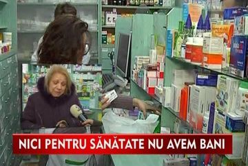Bolnavii pot cumpara medicamente in rate! VIDEO