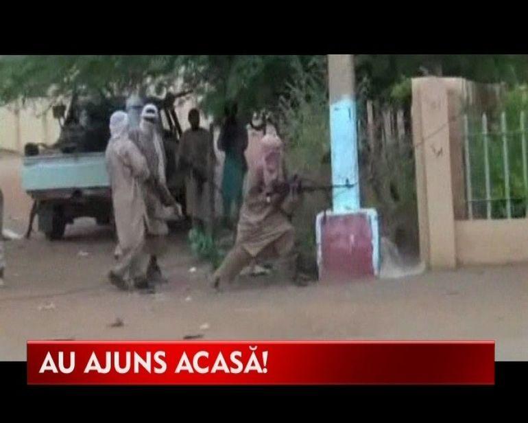 Sicriele cu trupurile neisufletite ale celor doi romani din Algeria au ajuns la Ploiesti VIDEO
