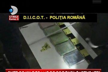 Sute de kilograme de DROGURI, CAPTURATE de poltistii DIICOT in portul ConstantaVIDEO