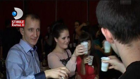 Basarabenii si ucrainenii au sarbatorit Anul Nou pe stil vechi VIDEO