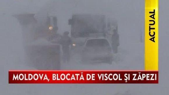 STIREA ZILEI: Situatie DISPERATA in nordul tarii! Mii de oameni sunt la mila iernii VIDEO