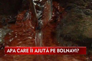 IZVORUl facator de minuni! Localnicii nu au pus gura pe medicamente de cand s-au nascut datorita apei de la gheizer VIDEO