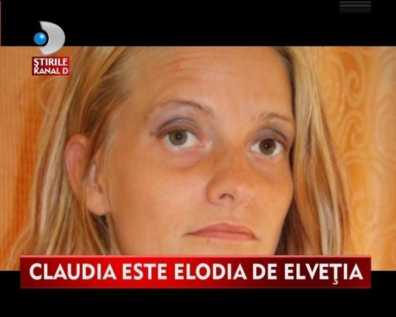UCISA DUPA MODELUL ELODIA. Cadavrul unei romance disparute in Elvetia, gasit de politisti VIDEO