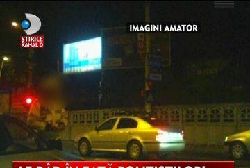 CURSELE ILEGALE din Bucuresti pun in pericol siguranta tuturor participantilor la trafic VIDEO