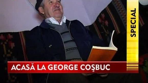 L-am intalnit pe George Cosbuc! Intr-un sat de poveste, stranepotii marelui poet ii poarta aproape toti numele VIDEO