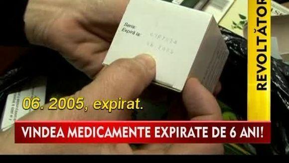 FARMACIA GROAZEI! Vindeau medicamente EXPIRATE de ani de zile VIDEO