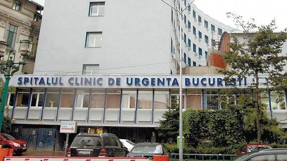 PANA DE CURENT la Spitalul Floreasca. Unitatea este alimentata de generatorul propriu