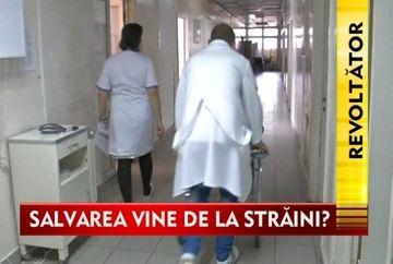Americanii ne utileaza spitalele! VIDEO