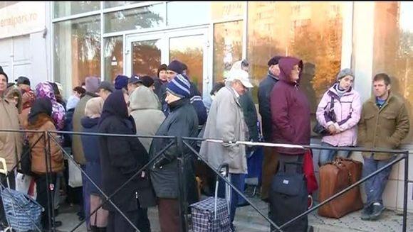 IMAGINI SOCANTE! Unde ajung ajutoarele de la UE destinate sarmanilor VIDEO