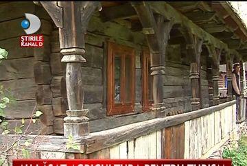 Au lasat sapa si s-au apucat de turism! Breb, satul cel mai intens vizitat din Romania VIDEO
