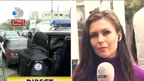 Reteaua bancherilor, la audieri! Oficiali din trei banci sunt acuzati de o frauda de 22 de milioane de euro VIDEO