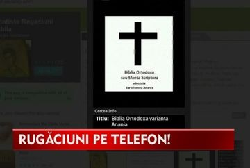 Manastirea Curtea de Arges lanseaza aplicatia cu rugaciuni pentru tablete VIDEO