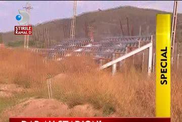 NU AU APA SI CANALIZARE in sat, dar vor cheltui aproape 1 milion de lei pentru un stadion VIDEO