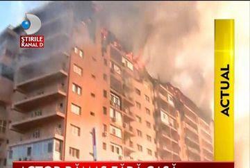 AU RAMAS FARA AGONISEALA DE-O VIATA! Pagubitii incendiului din Popesti – Leordeni isi cauta dreptatea VIDEO