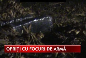 POLITIA IN ALERTA! Schimb de focuri de arma la frontiera VIDEO