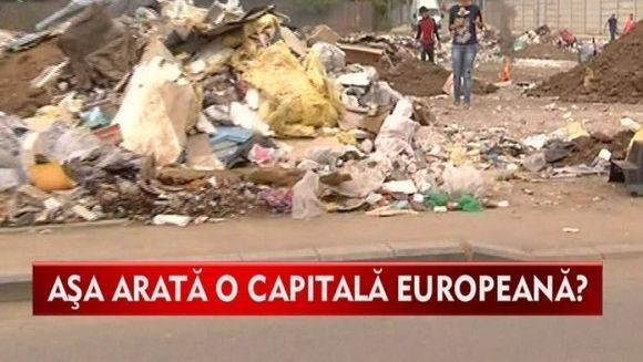 Bucurestiul, pretentii de Capitala europeana? VIDEO