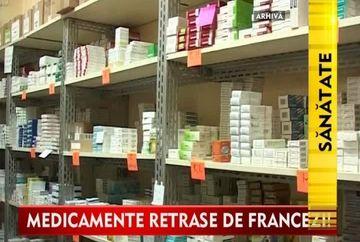 Medicamente cu risc cancerigen crescut, retrase de pe pietele din Europa, inca se vand in Romania VIDEO