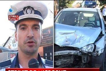 ACCIDENT in Neamt. Un pieton a murit strivit sub rotile unui microbuz VIDEO