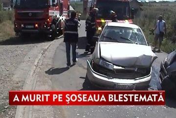 Soferul unei masini a bagat in spital 3 oameni, iar unul a fost ranit mortal VIDEO