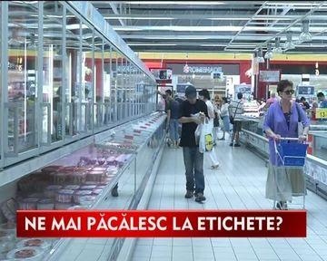 Producatorii de alimente, obligati sa modifice etichetele VIDEO
