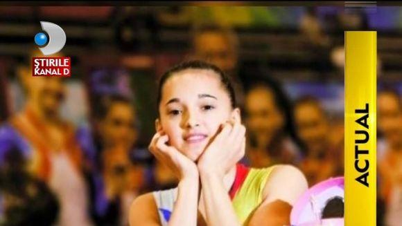 Jocurile Olimpice 2012. Gimnasta Larisa Iordache s-a accidentat inainte de inceperea Olimpiadei VIDEO