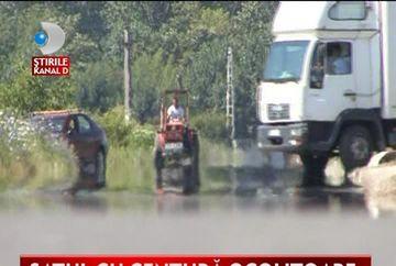 Incredibil! Un sat din Prahova va avea centura ocolitoare VIDEO