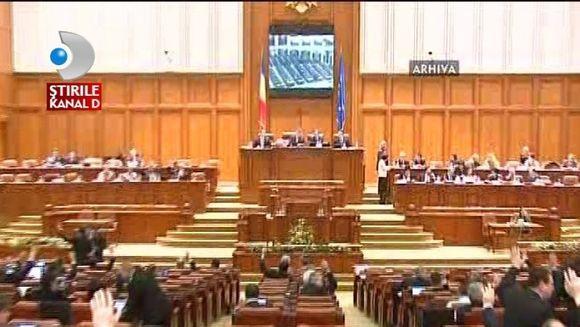 Avem liber de Sfantul Andrei! Parlamentul a aprobat legea VIDEO