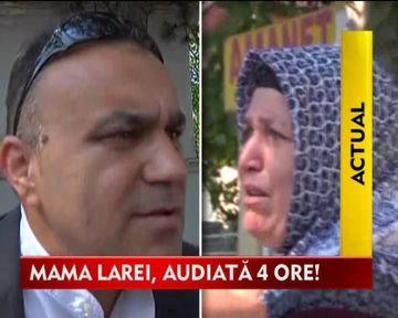 STIREA ZILEI: Anchetatorii o suspecteaza pe mama Larei Saban ca ar ascunde detalii despre moartea fiicei VIDEO