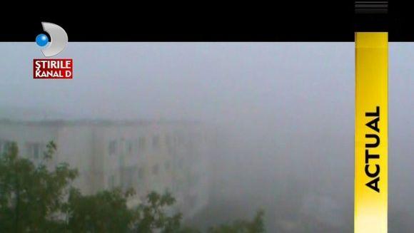 STIREA ZILEI Cod galben de ploi si vijelii. Afla cum va fi vremea in urmatoarele zile! VIDEO