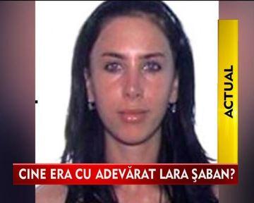 Adevarata identitate a Larei Saban! VIDEO