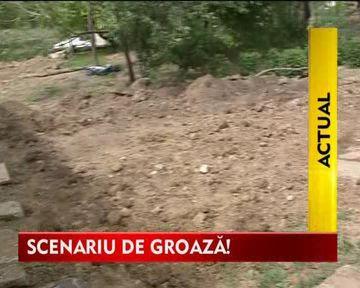 STIREA ZILEI: Zeci de executii si gropi comune au fost descoperite in judetul Calarasi! VIDEO