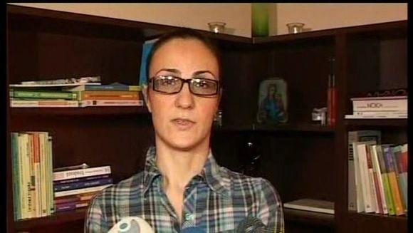 A fost prinsa mama care si-a ucis cu sange rece copilul! VIDEO