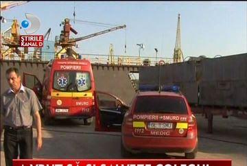 Tragedie la Galati. Doi municitori au murit in timpul serviciului VIDEO