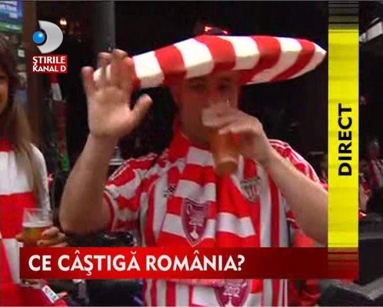 Suporterii spanioli asteapta cu nerabdare marea finala VIDEO