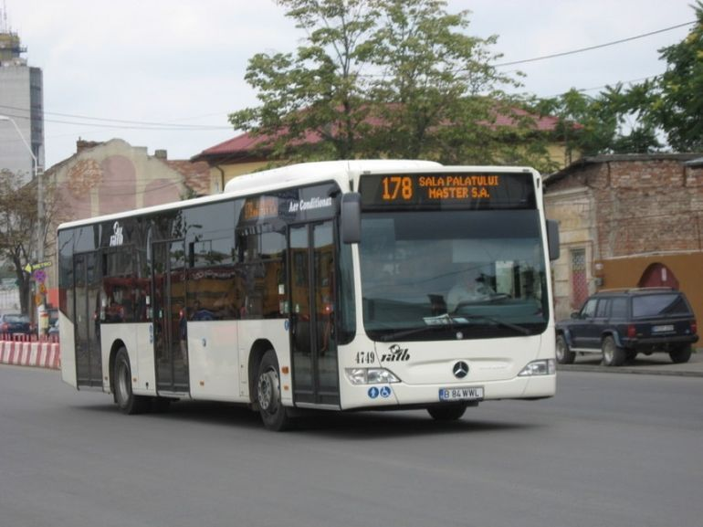 RATB suplimenteaza numarul autobuzelor in noaptea de Inviere. Iata lista traseelor