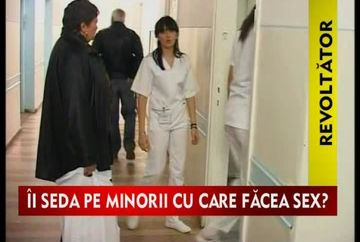STIREA ZILEI: Medicul care isi seda minorii pentru o partida de sex! VIDEO