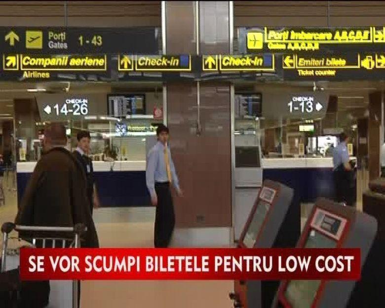 Cursele low-cost s-au mutat pe aeroportul Otopeni! VIDEO