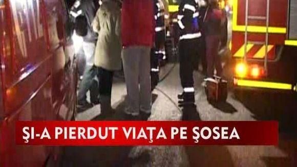 Noaptea groazei! Mai multe accidente au avut loc azi-noapte pe soselele din tara VIDEO