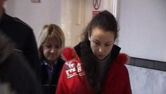 Studenta criminala, Carmen Bejan, insista sa nasca in libertate! VIDEO