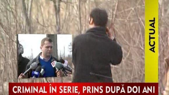 Un criminal in serie a fost prins dupa doi ani. Afla despre cine este vorba! VIDEO