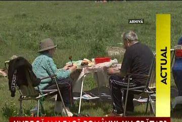 Adio gratare la iarba verde!Noua lege da batai de furca romanilor dornici de distractie in natura VIDEO