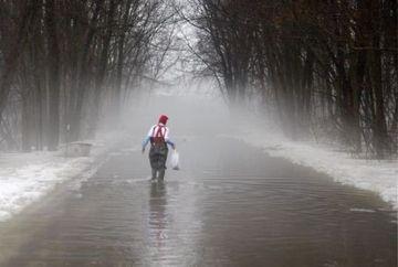 """Ion Sandu, director ANM: """"Pana la 1 martie nu vom avea inundatii"""""""