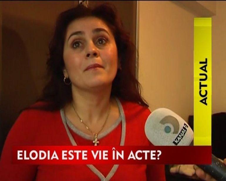 Elodia Ghinescu este inca vie, conform actelor! VIDEO