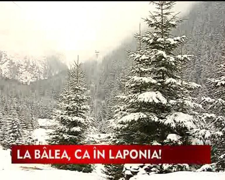 Vacanta i-a adunat pe turisti la munte VIDEO